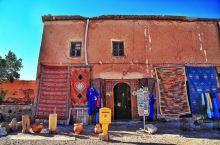 摩洛哥,一眼万年,瓦尔扎扎特