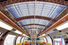 艺术火车和雕像老城- 走近浪漫