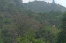 芜湖繁昌马仁奇峰景色与玻璃栈道和玻璃桥