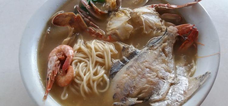盡山海鮮麵館1