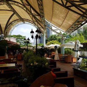 润园四季椰子鸡(华侨城创意园店)旅游景点攻略图