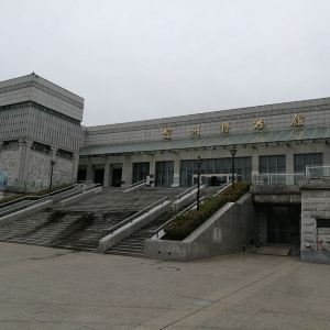宿州博物馆旅游景点攻略图