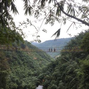 白马溪景区旅游景点攻略图