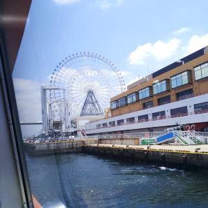 大阪南港海滩旅游景点攻略图