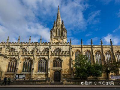University Church of St. Mary the Virgin