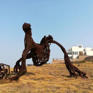 金石湾艺术园区旅游景点攻略图