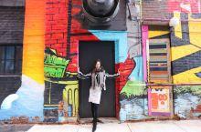 底特律自驾,邂逅路边涂鸦