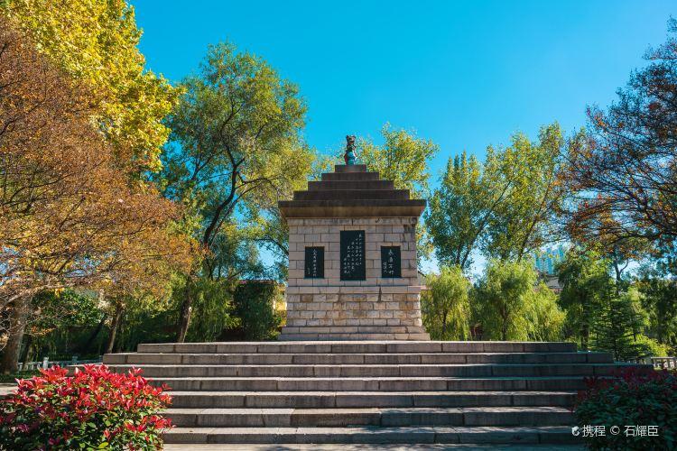 華東革命烈士陵園4