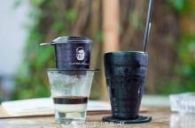 越南一个月的旅拍,胡志明咖啡馆初体验