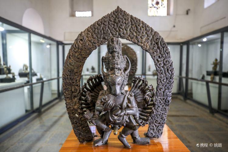 尼泊爾國家博物館3