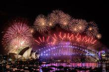 Hello,2018!☞ 悉尼跨年烟花盛宴