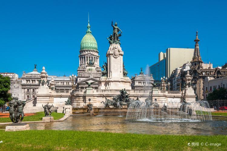 Palacio del Congreso de la Nacion Argentina4