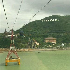 Vinpearl缆车旅游景点攻略图