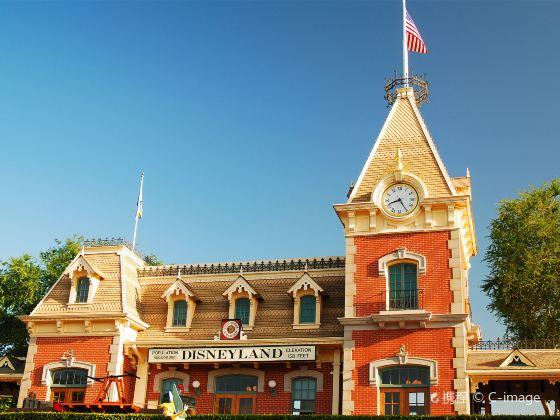 洛杉磯迪士尼樂園