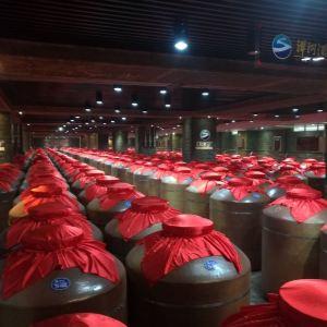 洋河酒厂文化旅游区旅游景点攻略图