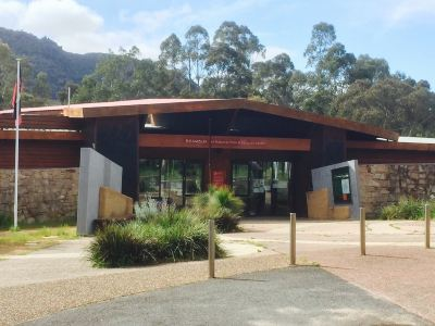 Brambuk The National Park & Cultural Centre