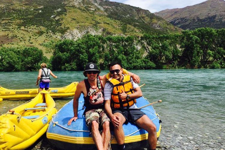 Flow Fun Canoes & Rafts