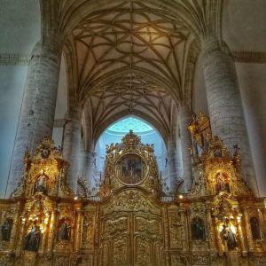 圣海罗尼莫修道院旅游景点攻略图