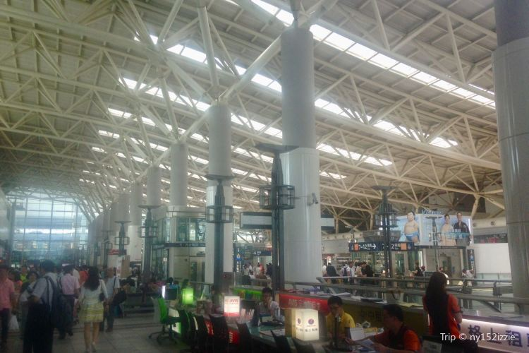 Zuoying High-speed Railway Station3