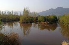 西昌邛海湿地美景