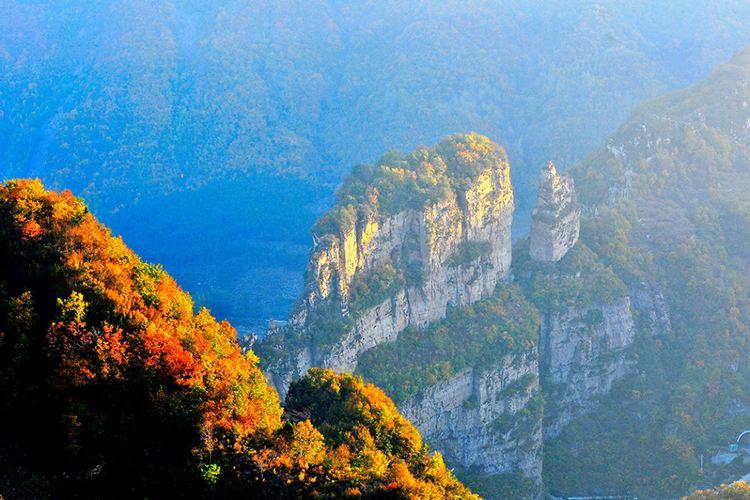 Xinglong Mountain Scenic Area3