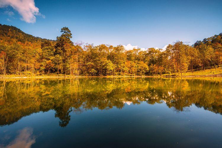 Laba River Park, Erlangshan National Park1