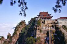一路向南31:安徽九华山之天台景区