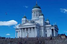 体味北欧夏日风情之芬兰赫尔辛基