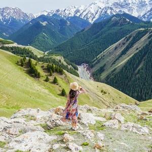 北疆游记图文-一路向西,穿越南北疆做一场不愿醒来的西域梦