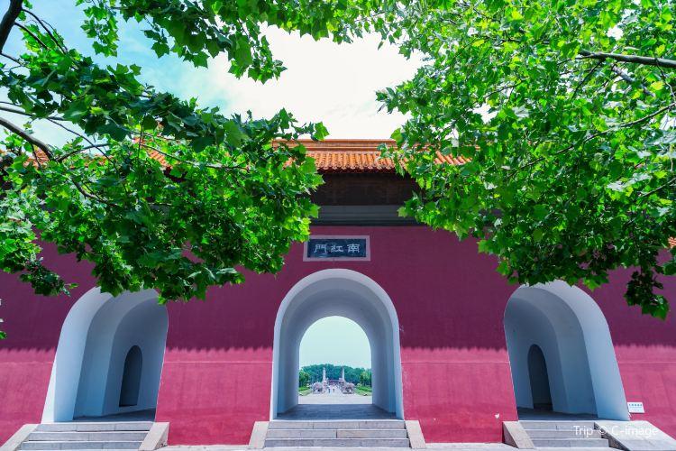 Mingzu Mausoleum1