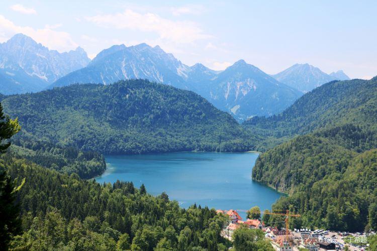 阿爾卑斯湖1