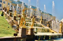 圣彼得堡夏宫花园
