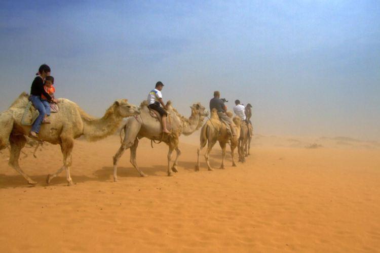 허우톈사막1
