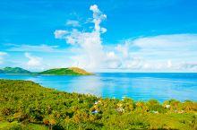 免签!人少!这5个美如天堂的小众海岛,白本护照就能去!