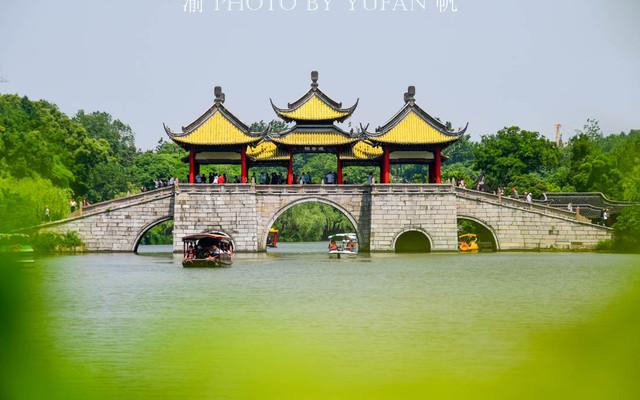 十五的月亮十六个圆?一座中国名桥竟然让这个谚语成为现实