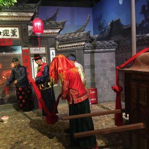 客家红博物馆旅游景点攻略图