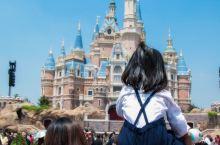 亲子乐园游,打卡全球最大迪士尼城堡
