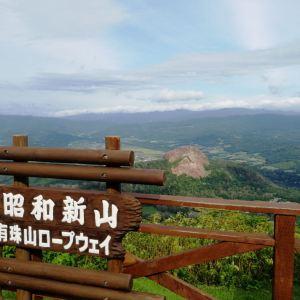 羊蹄山旅游景点攻略图