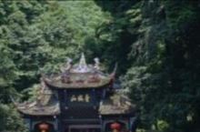 游玩青城山