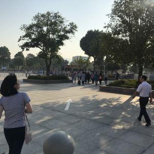 衡山西站-站前广场旅游景点攻略图