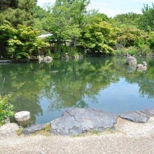 圆山公园旅游景点攻略图