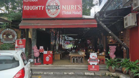Naughty Nuri's Desa Sri Hartamas