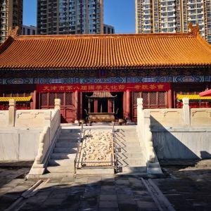文庙博物馆旅游景点攻略图