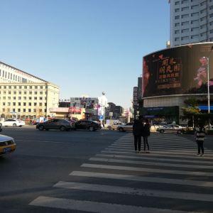 重庆路商业街旅游景点攻略图
