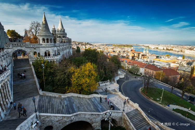 Fisherman's Bastion3