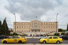 体验不一样的雅典宪法广场换岗仪式