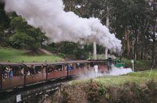 #特色交通#澳洲旅行,不能错过的普芬比利蒸汽小火车