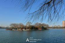 大明湖,充满浪漫的地方