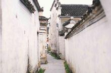 安徽最佳写生之地,静谧古村