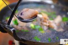 舌尖上的美食,嘉鱼野藕吊锅,还有这说法